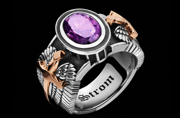 Signet Ring  Michaeli